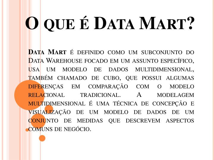 O que é Data