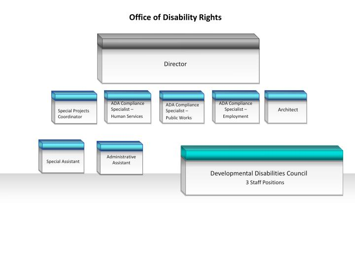 Office of Disability Rights