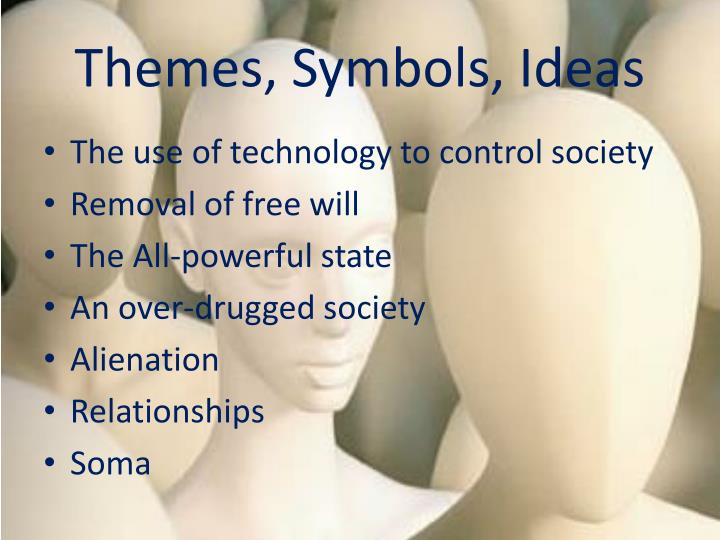 Themes, Symbols, Ideas