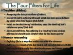 the four filters for life1