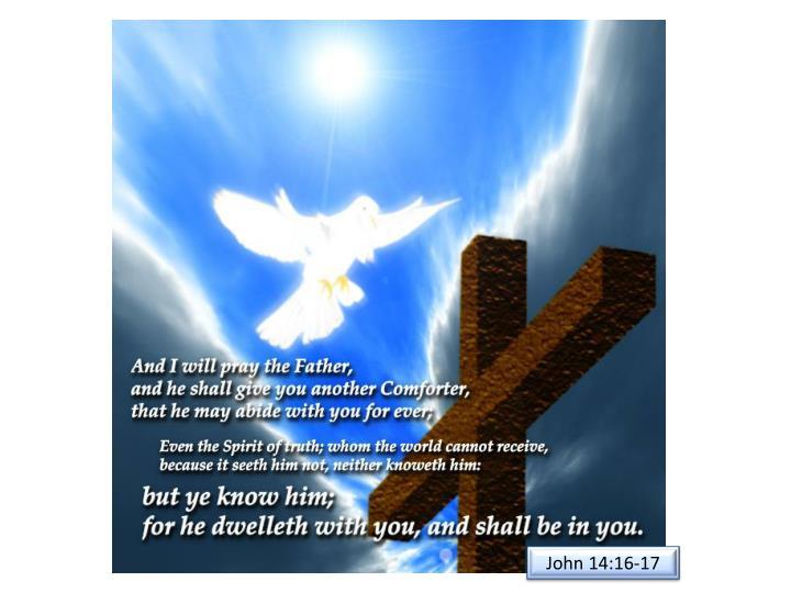 John 14:16-17