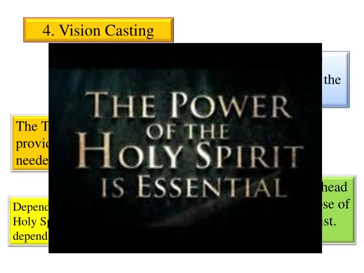4. Vision Casting