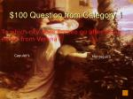 100 question from category 1