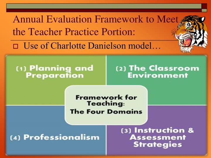 Annual Evaluation Framework to Meet