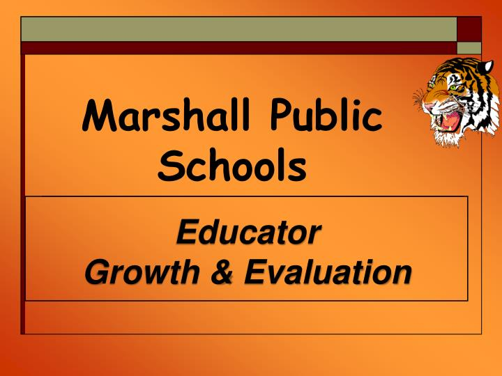 educator growth evaluation