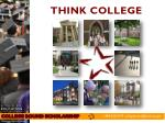 think college