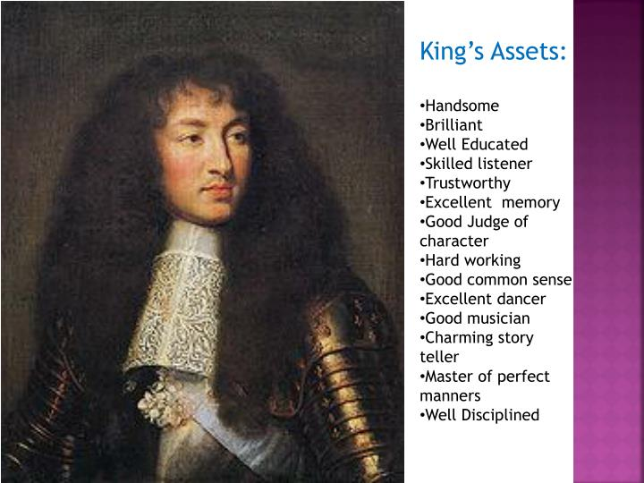 King's Assets: