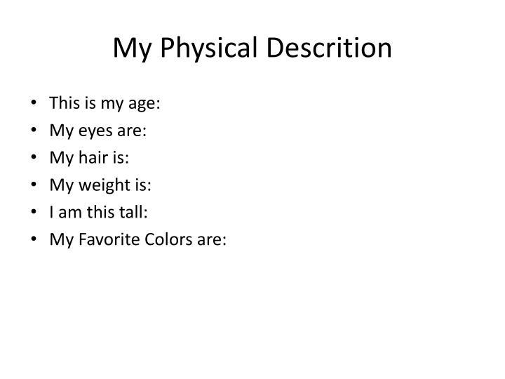 My Physical