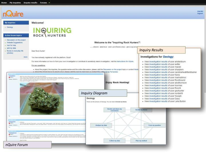 Inquiry Results