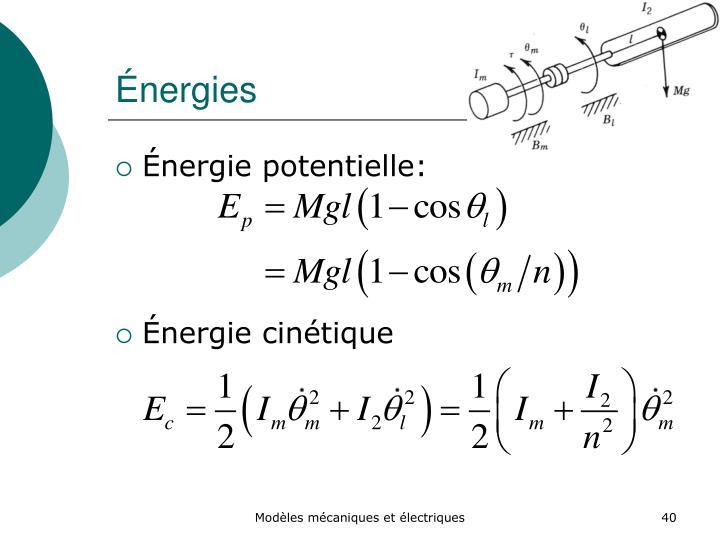 Énergies