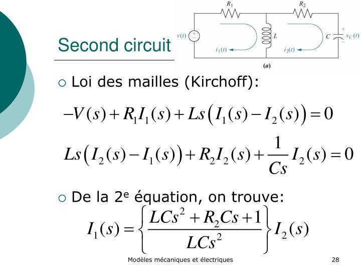 Second circuit