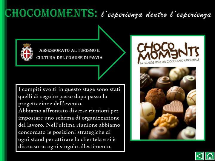 ChocoMoments