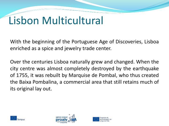 Lisbon Multicultural