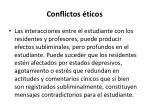 conflictos ticos