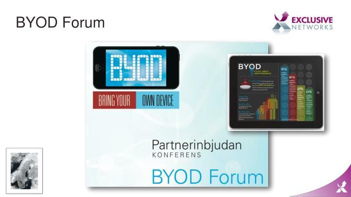 BYOD Forum