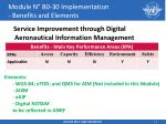 module n b0 30 implementation benefits and elements