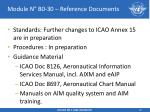 module n b0 30 reference documents