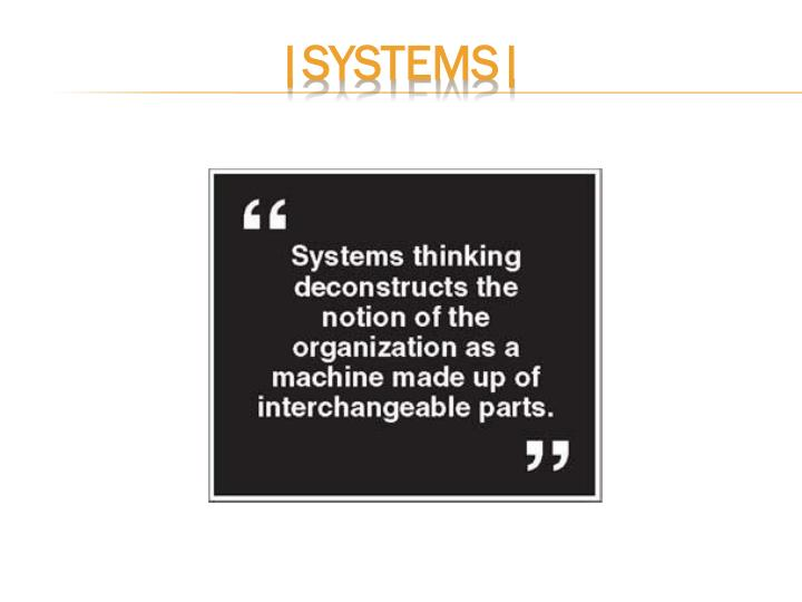 |systems|