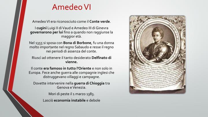 Amedeo VI