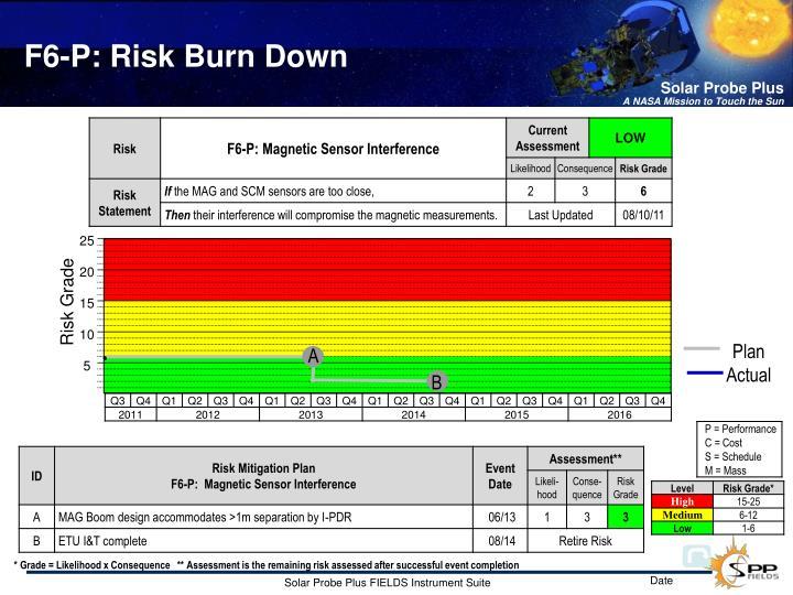 F6-P: Risk
