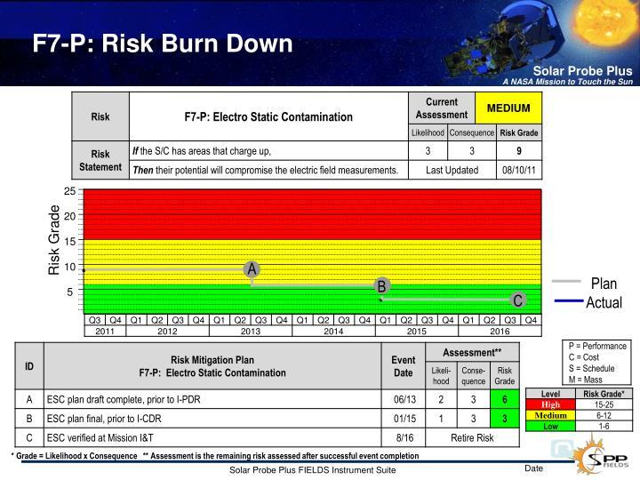F7-P: Risk