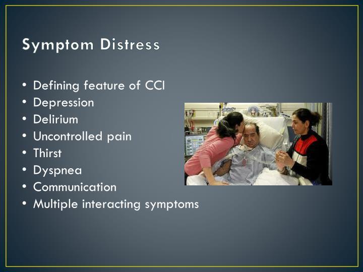 Symptom Distress