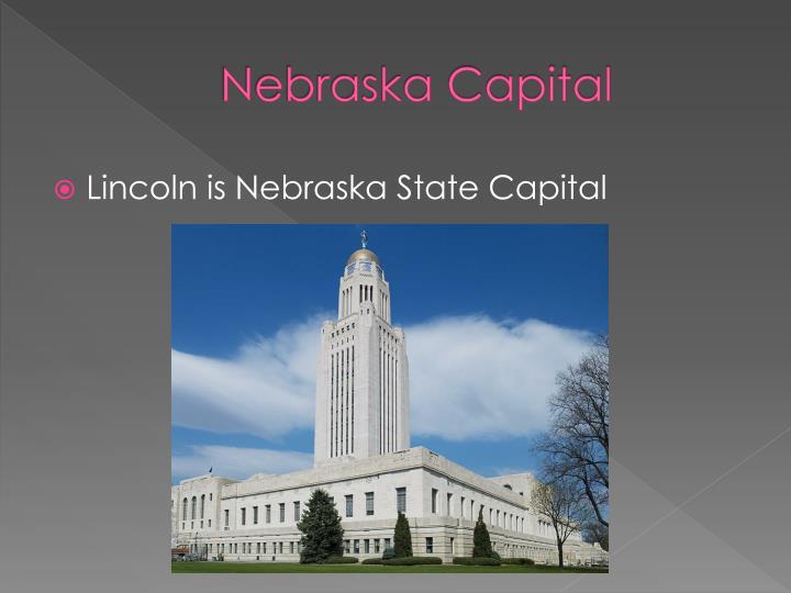 Nebraska Capital
