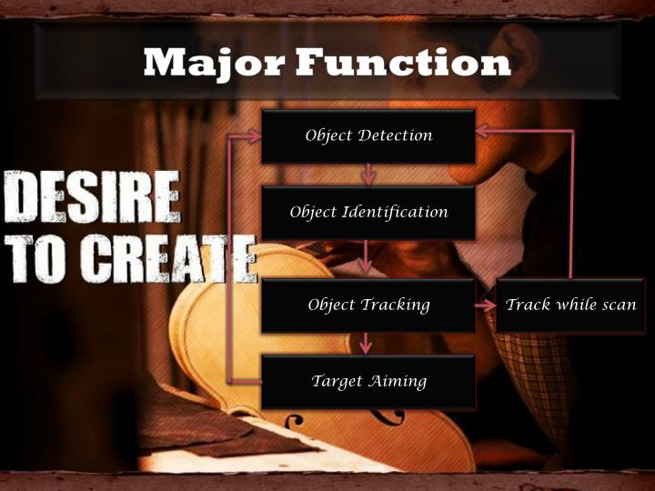 Major Function