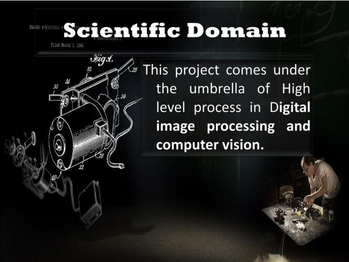 Scientific Domain