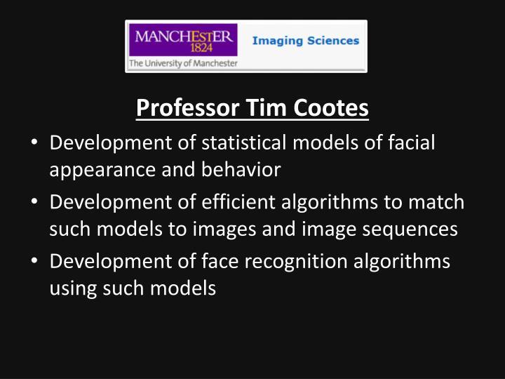 Professor Tim