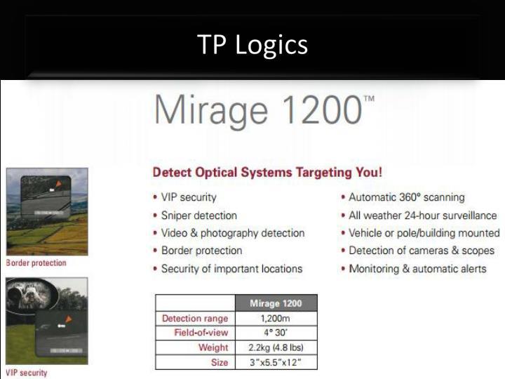 TP Logics