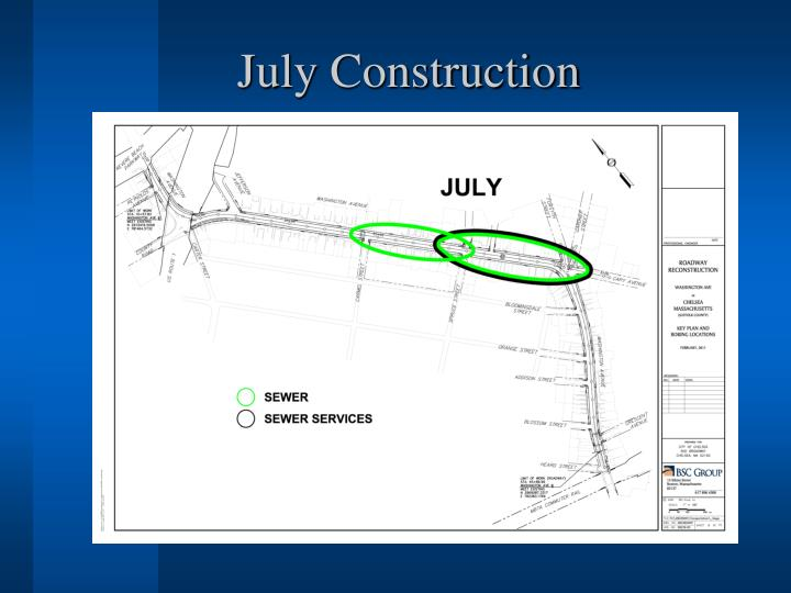 July Construction
