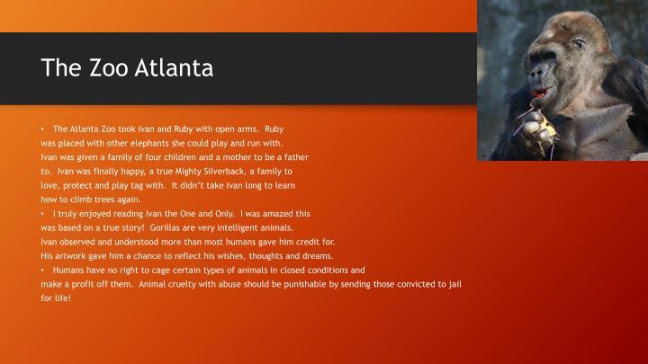 The Zoo Atlanta