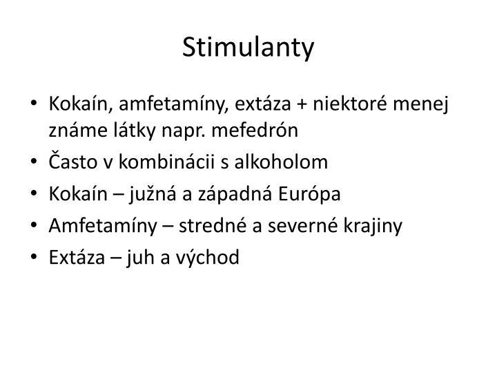 Stimulanty