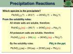 precipitation reactions4