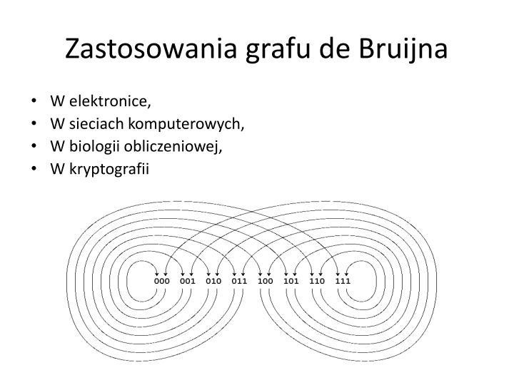 Zastosowania grafu
