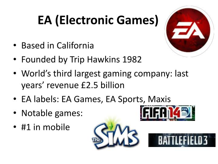 EA (Electronic Games)