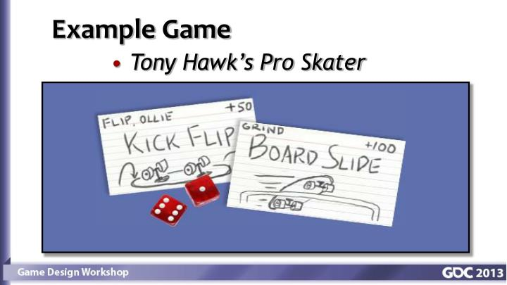 Example Game