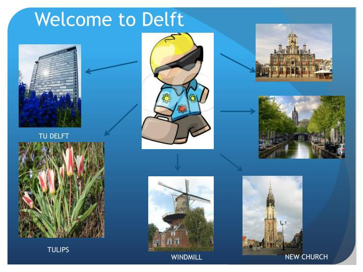 Welcome to delft