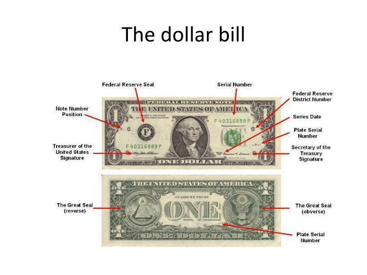 The dollar bill
