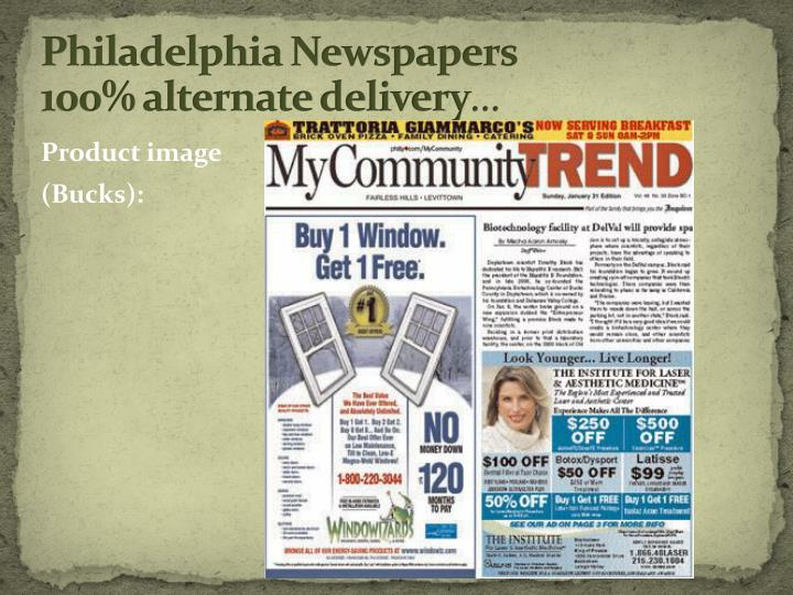Philadelphia Newspapers