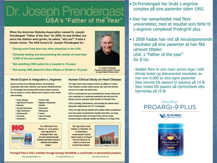 Dr.Prendergast