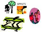 apple s