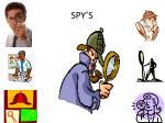 spy s
