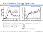 far detector energy spectrum1