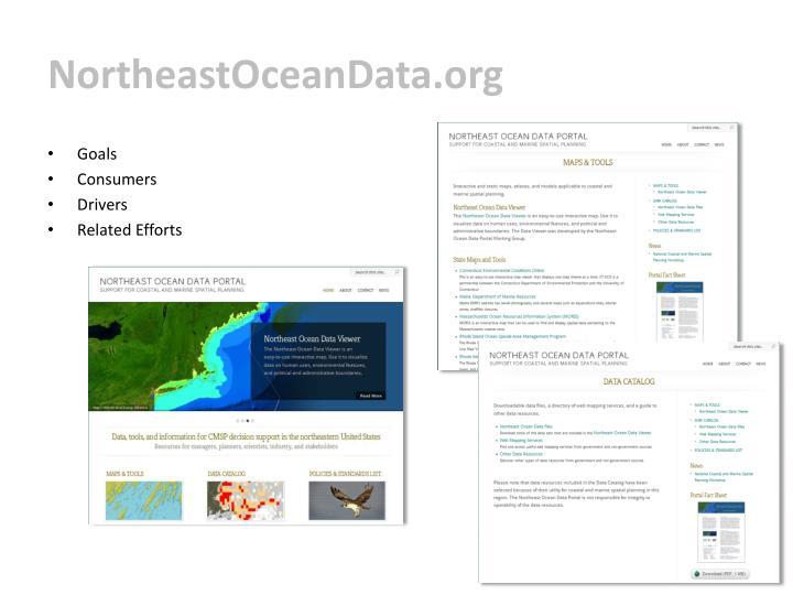 NortheastOceanData.org