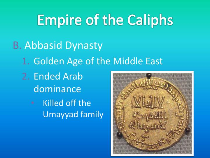 Empire of the Caliphs