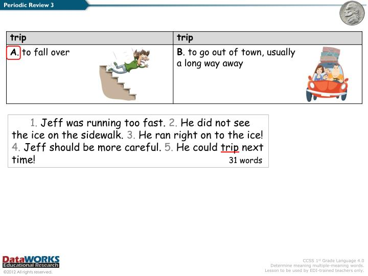 Periodic Review 3