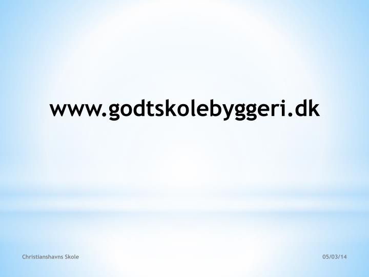 www.godtskolebyggeri.dk