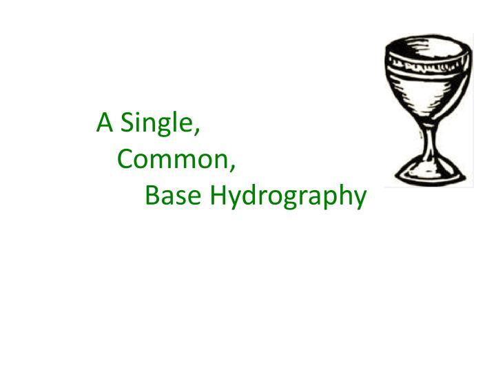 A Single,